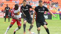 By the Numbers | NY Red Bulls v. United