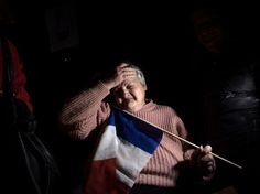 Jerome Sessini, @Magnum FRANCE. Paris. january 11, 2015. Protest for the victims of the attack against Charlie Hebdo newspaper, from Place de la republique to Place de la Nation.