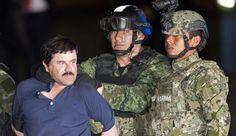 El Chapo Arrest Leads To Unprecedented Levels Of Violence