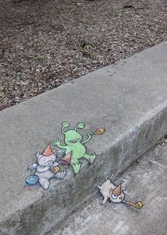 The Adventures of Sluggo by David Zinn, via Behance Haha that's funny.... Doing that!