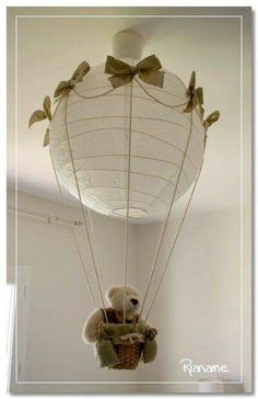 23 Clever DIY Christmas Decoration Ideas By Crafty Panda Creation Deco, Baby Room Decor, Diy For Kids, Christmas Diy, Diy And Crafts, Balloons, Air Balloon, Projects To Try, Nursery