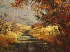 Steve Henderson - Autumn Road