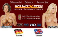 Porno DVD Shop und Versand. Beste Auswahl an Erotik DVD und Pornos. http://www.erotikexpress.com/