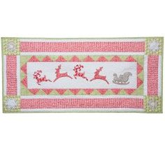 GO! T'was the Night Table Runner Pattern (PQ10693)