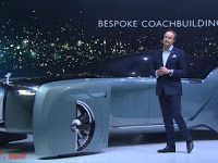 I hope someone tells Rolls Royce prototype designers that tiny detail about streamlining the front tires... it changes the aero dymanics a lot when you turn them... aka the Stutz Blackhawk effect