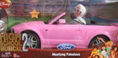 Disney High School Musical 2 Mustang Fabulous & Sharpay Doll (2008) by Disney/Mattel, http://www.amazon.com/dp/B002JVB52U/ref=cm_sw_r_pi_dp_Y3mrqb1SK9JFN