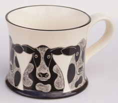 pottery cow funny - Google Search