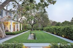 Traditional Front Exterior | LuxeSource | Luxe Magazine - The Luxury Home Redefined