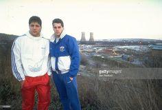Tony Meola + John Harkes