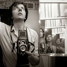 Self Portrait, Vivian Maier... <3 #VivianMaier