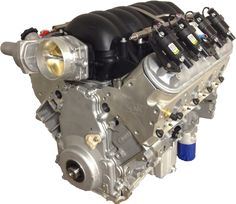 LY6 408 Black Label Crate Engine - 600HP