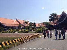 Siem Reap international airport. www.antonswanepoelbooks.com