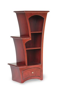 Dust Furniture's Bookcase No. 7 What I think furniture would look like in a Dr. Seuss world. heart.