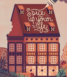 Piece I did a while back for Shop Magazine by owendaveydraws