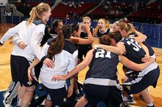 Vanguard University's Women's Basketball team ranked #1 in WBCA for the 2012-13 season