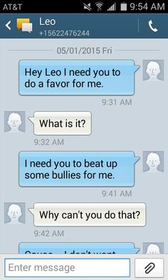 April texting Leo 1/5 Credit to: @espinkate on pinterest