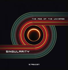 The Age Of The Universe - artwork for Singularity