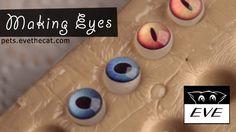Gute Idee auf leichte Weise realistische Augen herzustellen. Die Idee kann man ja evtl leicht abändern wenn man im Video gezeigte Geräte usw nicht hat...