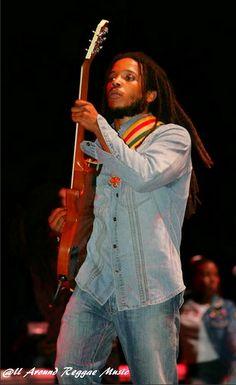Steven Marley the genius.