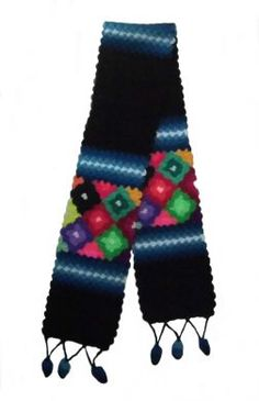 Handgestrickter #Kinderschal aus #Peru, #Alpakawolle 120 x 14 cm Peru, Friendship Bracelets, Jewelry, Fashion, Ponchos, Accessories, Mens Fashion Sweaters, Wool Blanket, Arts And Crafts