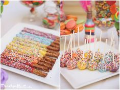 my little pony birthday, rainbow dash, rainbow party