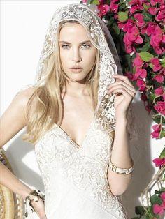 YolanCris 2013 Ibiza Bridal Collection