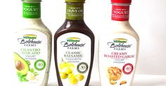 Bolthouse Farms dressing and juice, Garden Lites muffins and Melitta coffee…