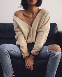 Autumn Winter Fashion Trends | Cardigans | Knitwear