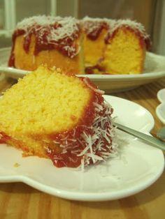 PECADO DA GULA: Bolo caipira de milho delicioso!!!