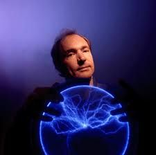 Tim Berners Lee -  British computer scientist, best known as the inventor of the World Wide Web.