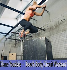 Diane Youdale Beach Body Circuit Workout  Click here to find more circuit training for women workout. http://fitnesslife.yogaexercisemats.org/diane-youdale-beach-body-circuit-workout/