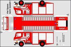 Free Download Paper Model Trucks   Rethwischdorf - Rethwisch / Kreis Stormarn / Schleswig-Holstein ...