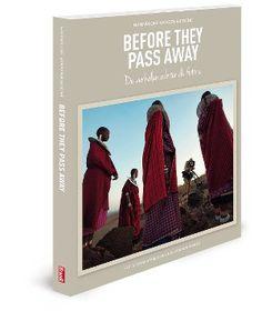 Vlaamse fotografe vertelt haar persoonlijke verhaal achter de foto's van Before they pass away.   >> Before they pass away. De verhalen achter de foto's - Hannelore Vandenbussche - 240 pag. - € 24,95 - ISBN 9789492037183