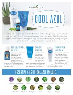 Love the many product options for Cool Azul! ~Kim, YL# 1146129