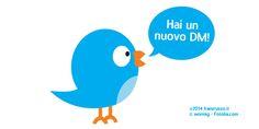 #Twitter, al via le notifiche di messaggi o retweet in tempo reale