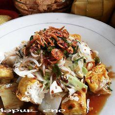 Resep Kupat Tahu ala Eno ~ Kuliner Nusantara