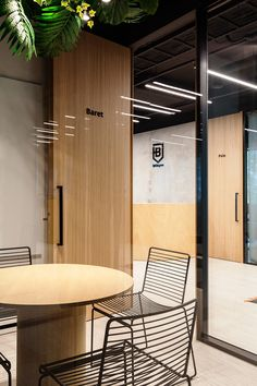 A Look Inside BitDegree's Super Cool Office in Kaunas – Office İnterior Office Office, Look Office, Office Meeting, Office Workspace, Meeting Rooms, Office Decor, Office Interior Design, Office Interiors, Office Designs