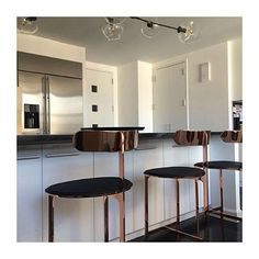 A #kitchen we'd like to sit in! #design #inspiration