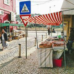 No mercado. // At the market. #mercadomunicipaldesilves #silves