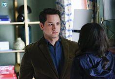 "#HTGAWM 2x06 ""Two Birds, One Millstone"" - Asher and Laurel"