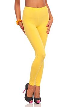 Futuro Fashion Full Length Cotton Leggings All Colours Active Pants Trousers * Want additional info? Click on the image.
