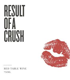 Result of a Crush Red Wine, by Reynvaan http://impulsewine.com/walla-walla-impulse-result-of-a-crush-non-vintage-red/