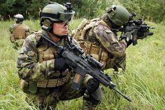 CZ 805 BREN assault rifle