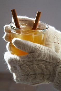 Hot Pumpkin Spice Buttered Rum