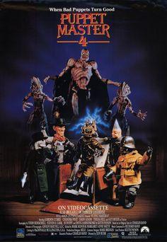 John's Horror Corner: Puppet Master 4 (1993)