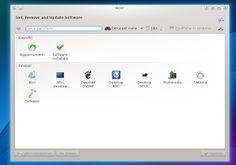 Apper utile gestore dei pacchetti in KDE per Arch Linux, Kubuntu, Debian ecc  #software #linux #archlinux #kde #fedora #debian