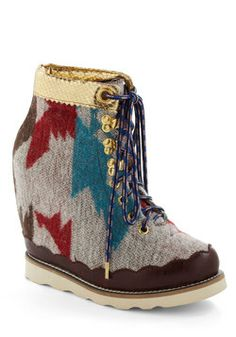 Makes You Say Whoa Bootie, #ModCloth wth is this?