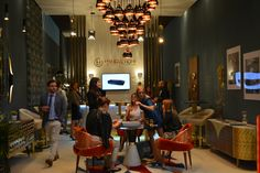 Another great day at iSaloni 2018, Hall 1 Stand L09! Come and see our stunning mid-century modern design pieces!
