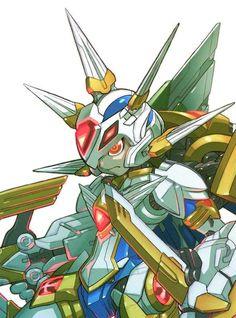 Megaman Zero Copy x Mega Man, Elsword, Akira, Game Character, Character Design, Maverick Hunter, Cry Anime, Anime Art, Megaman Zero