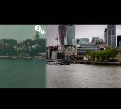 londres ayer y hoy: 86 años de transformación urbanística en un espectacular vídeo comparativo